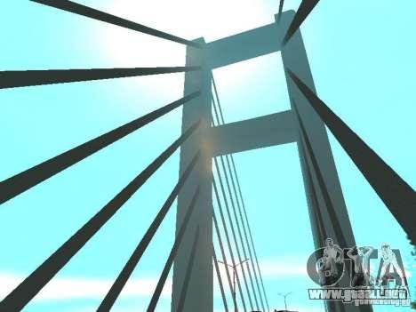 New Dubai mod para GTA San Andreas tercera pantalla