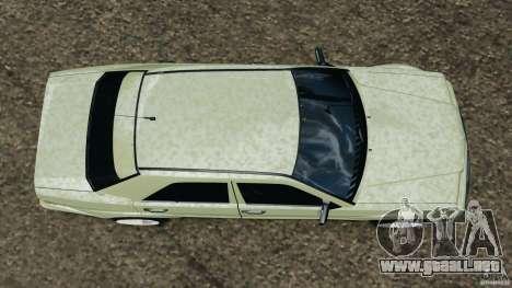 Deportivo Mercedes-Benz 190E 2.3-16 para GTA 4 visión correcta