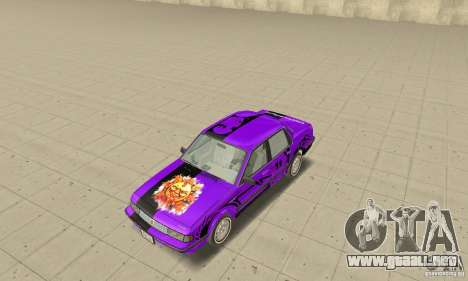 Oldsmobile Cutlass Ciera 1993 para GTA San Andreas interior