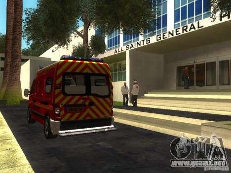 Hospitales de Oživlënie en Los Santos para GTA San Andreas sexta pantalla