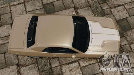 Dodge Challenger Concept 2006 para GTA 4 visión correcta