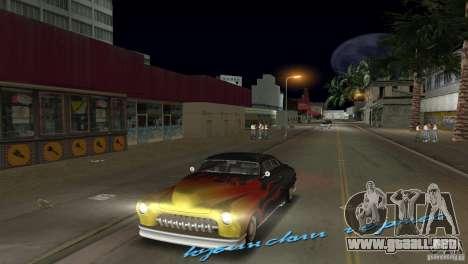 Cuban Hermes HD para GTA Vice City