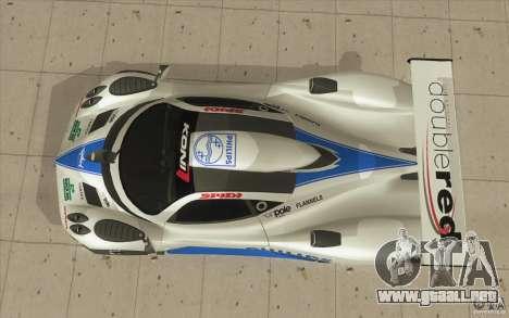 Pagani Zonda Racing Edit para la visión correcta GTA San Andreas