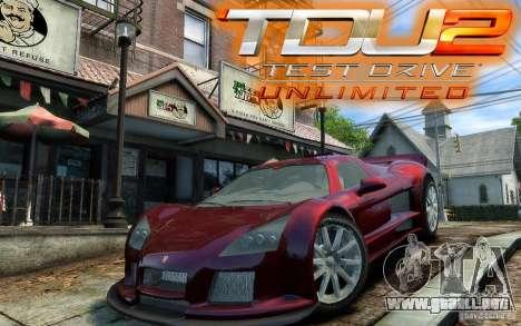 Gumpert Apollo Sport para GTA 4