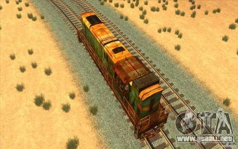 Chme3-5792 v2 para la visión correcta GTA San Andreas