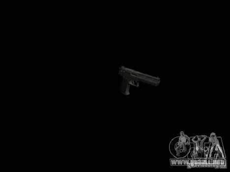 Brazos de GTA 4 para GTA San Andreas quinta pantalla