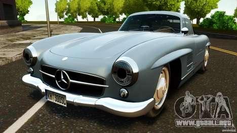 Mercedes-Benz 300 SL GullWing 1954 v2.0 para GTA 4