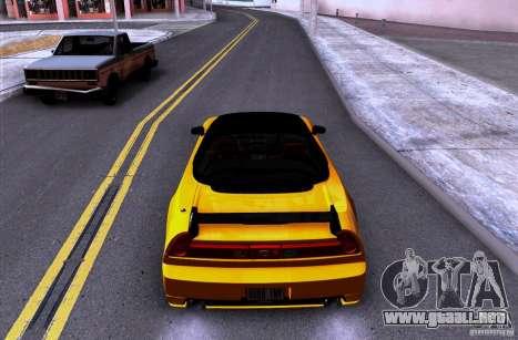 ENBSeries by HunterBoobs v3.0 para GTA San Andreas quinta pantalla