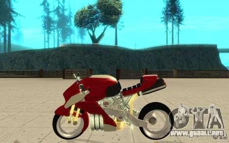 New NRG Standart version para GTA San Andreas left
