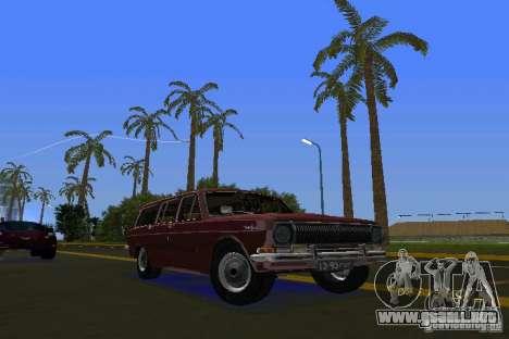 Volga GAZ 2402 para GTA Vice City left