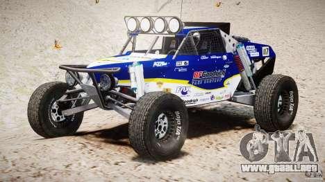Ickler Jimco Buggy [Final] para GTA 4 vista hacia atrás
