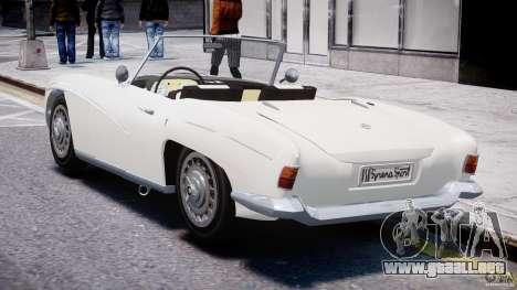 FSO Syrena Sport 1960 para GTA 4 vista lateral