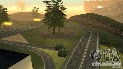 New HQ Roads para GTA San Andreas twelth pantalla