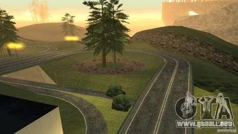 New HQ Roads para GTA San Andreas twelth pantalla