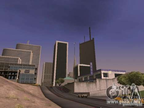 Weather manager para GTA San Andreas sexta pantalla
