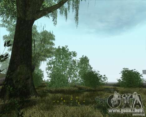Project Oblivion HQ V1.1 para GTA San Andreas segunda pantalla