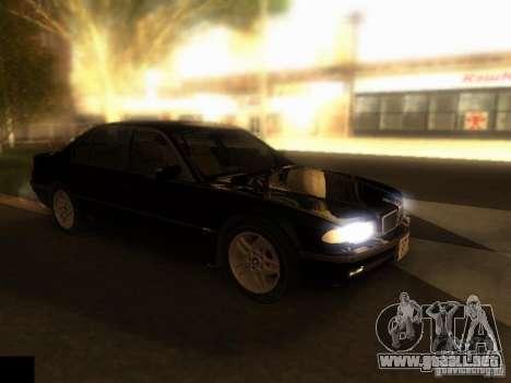 ENB Series v1.0 para GTA San Andreas