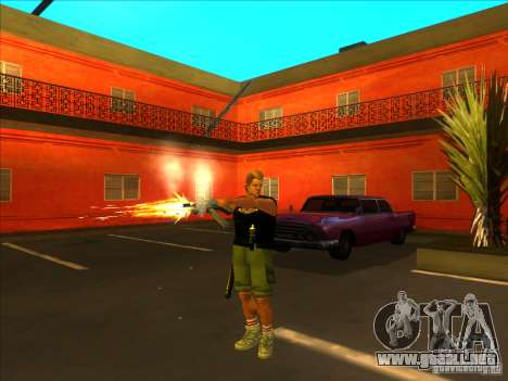 Phil para GTA San Andreas tercera pantalla