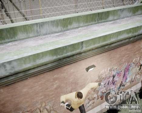 Prison Break Mod para GTA 4 quinta pantalla