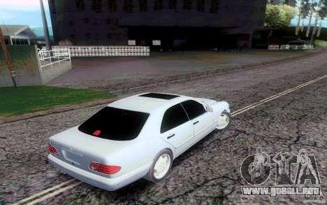 Sa_RaNgE posible v2.0 para GTA San Andreas segunda pantalla