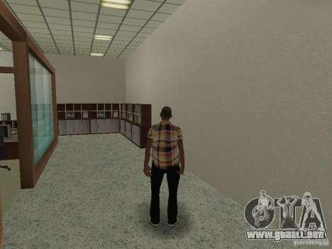 New bmost v2 para GTA San Andreas tercera pantalla