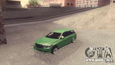 Mercedes-Benz E-Class Estate S212 para GTA San Andreas