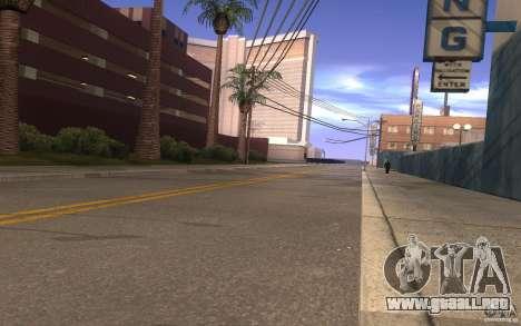 ENBSeries by muSHa v2.0 para GTA San Andreas segunda pantalla