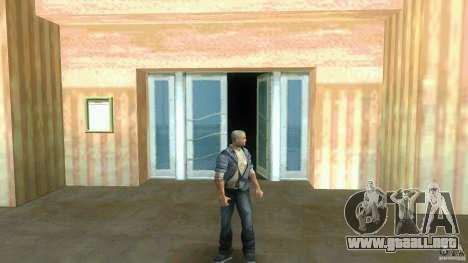 James Earl Cash para GTA Vice City