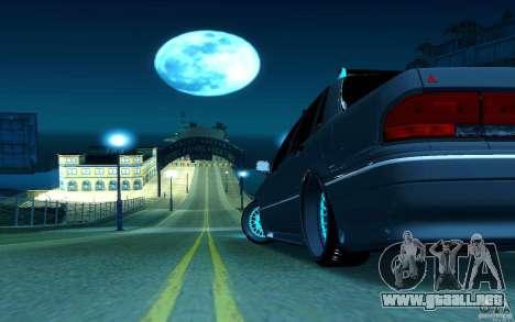 Mitsubishi Galant para la visión correcta GTA San Andreas