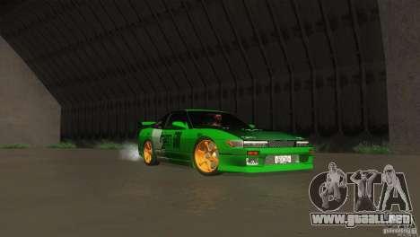 Nissan 240sx para la visión correcta GTA San Andreas