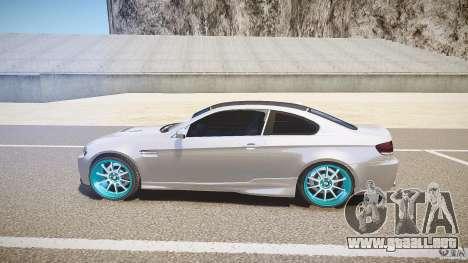 BMW E92 para GTA 4 left