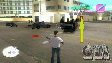Wanted Level = 0 para GTA Vice City segunda pantalla