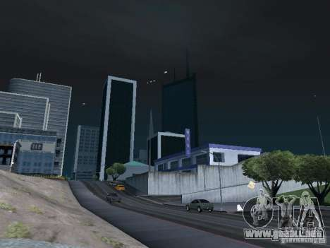 Weather manager para GTA San Andreas séptima pantalla
