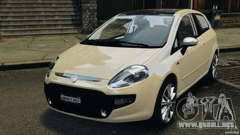 Fiat Punto Evo Sport 2012 v1.0 [RIV] para GTA 4