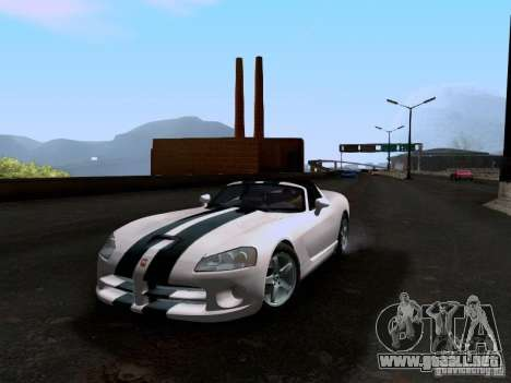 Dodge Viper SRT-10 Custom para GTA San Andreas