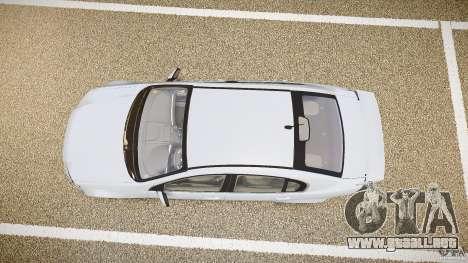 Holden Commodore SS (CIVIL) para GTA 4 visión correcta