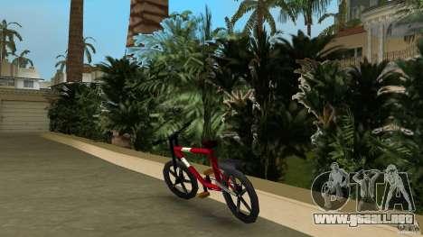 Mountainbike (Rover) para GTA Vice City vista lateral izquierdo