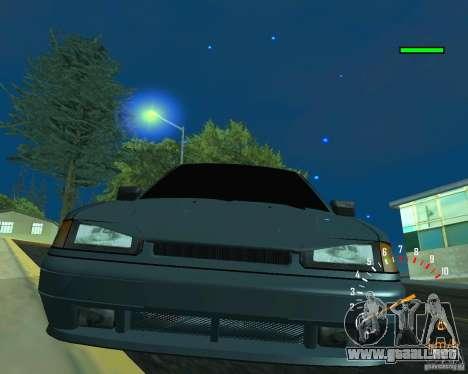 Ferarri 2113 VAZ para la vista superior GTA San Andreas