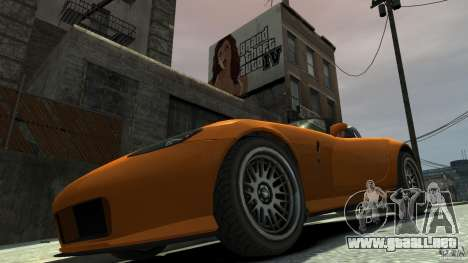 The real Poster Mod para GTA 4