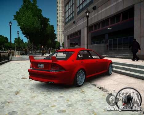 Schafter RS para GTA 4 left