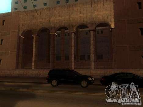 City Hall Los Angeles para GTA San Andreas segunda pantalla