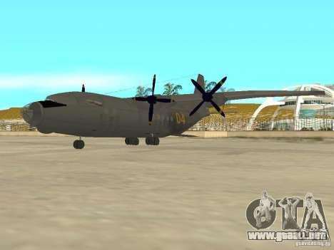 Antonov An-12 para GTA San Andreas