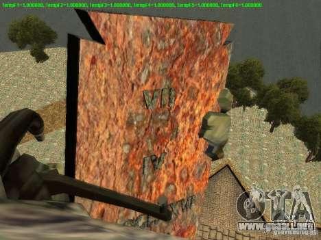 Estatua de la libertad de 2013 para GTA San Andreas undécima de pantalla