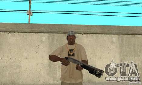 Fuerzas especiales de Estados Unidos de escopeta para GTA San Andreas