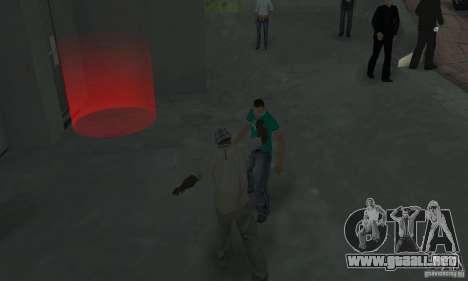 Calle lucha v2 para GTA San Andreas tercera pantalla