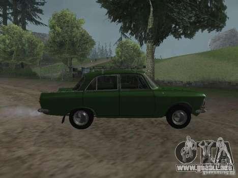 IZH 412 v3.0 para GTA San Andreas left