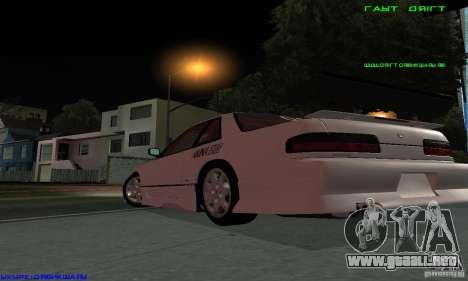 Nissan Silvia S13 Tunable para el motor de GTA San Andreas