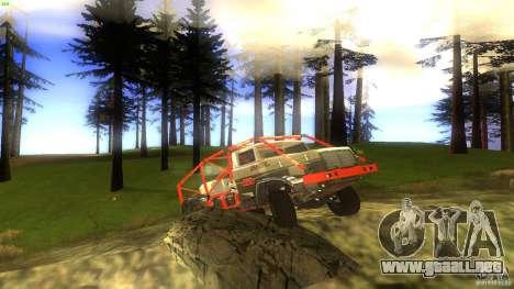 Insane 2 para visión interna GTA San Andreas