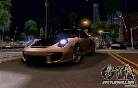 ENBSeries by HunterBoobs v3.0 para GTA San Andreas undécima de pantalla