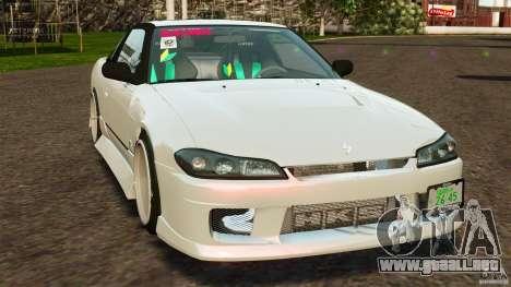Nissan 240SX facelift Silvia S15 [RIV] para GTA 4